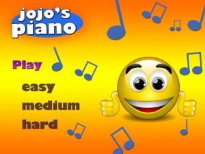 jojo's piano home page-easymediumhardclicked
