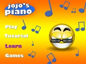 jojo's piano home page-learnclicked