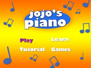 jojo's piano home page-playclicked