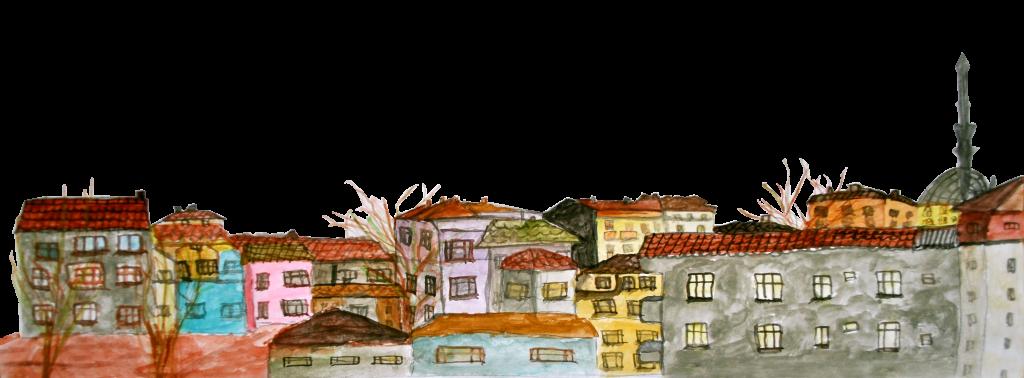 suluboyali evler
