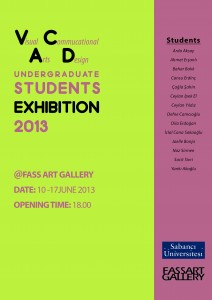 VACD Exhibition Poster