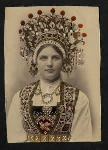 norgegian-bride